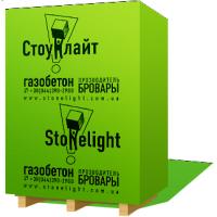 Газобетон Stoneligth 200ш*200в*600д, плотность 400 цена м3
