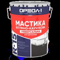 Мастика битумно-каучуковая «Универсальная», 3кг