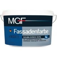 Фасадная латексная краска FASSADENFARBE 14 кг (10л)