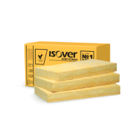 Штукатурный фасад ISOVER 1200х600х50мм/8шт (5,76м2)